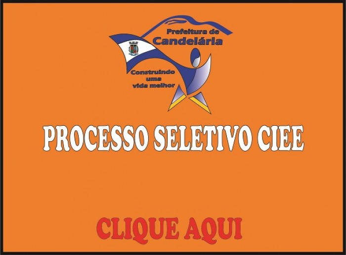 Processo seletivo CIEE