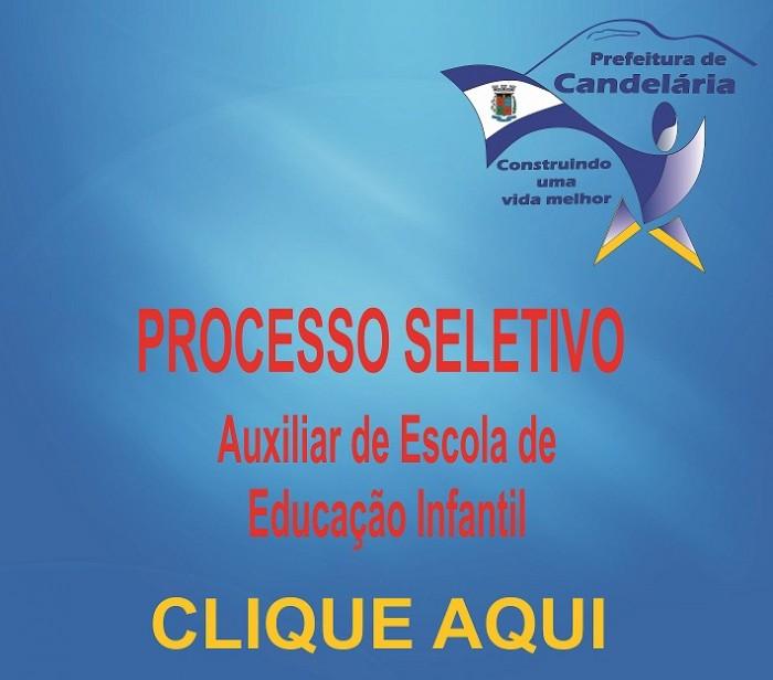 Processo seletivo 003/2017