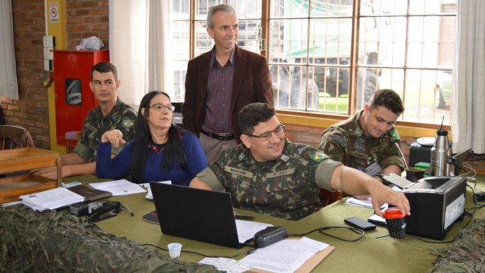 Comissão de seleção realiza recrutamento em Candelária