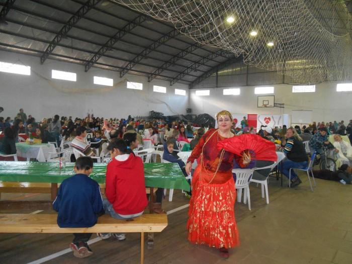 Escola Municipal de Ensino Fundamental S�o Paulo - Candel�ria