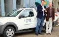 Candelária recebe veículo para inspeção sanitária