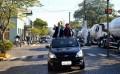 Desfile marca comemorações do Dia do Colono e Motorista