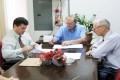 Prefeitura e BB assinam contrato