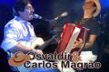 Osvaldir e Carlos Magrão no Natal das Candeias