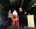 Natal das Candeias teve abertura no domingo