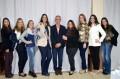 Sete candidatas a soberanas de Candelária