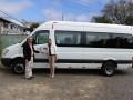 Prefeitura recebe uma nova Van para a sa�de