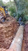 Secretaria de Obras já iniciou recuperação no sábado