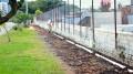 Obras no Cemitério para evitar alagamento