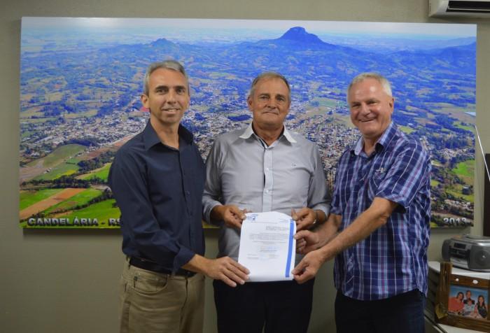 Nestor Ellwanger assume a pasta do Turismo, Cultura e Esporte
