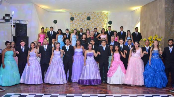 Baile dos Sonhos repete o sucesso