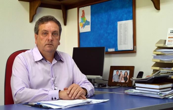 �nio Rohde responde interinamente pelas pastas da Agricultura e Obras