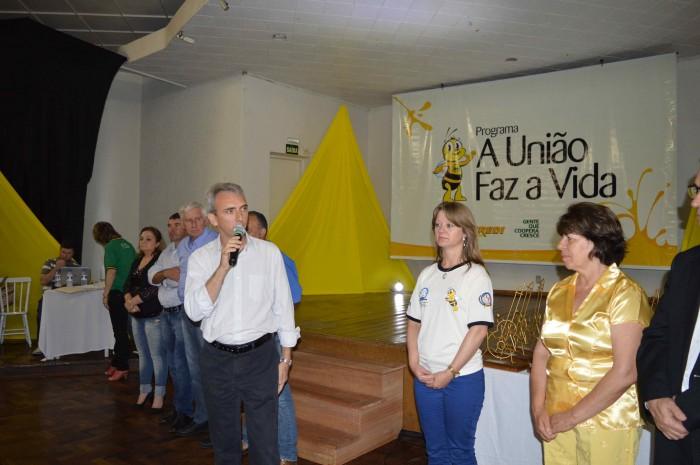 III Noite Cultural do Programa a Uni�o faz a Vida