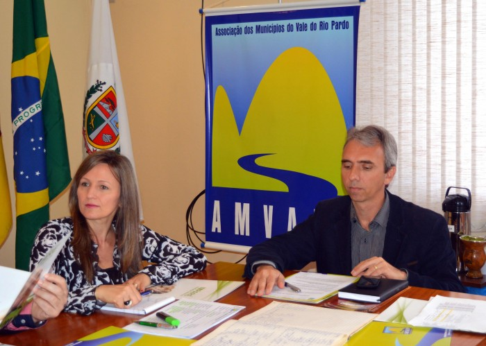 Assembleia Ordin�ria da AMVARP acontece em Ven�ncio Aires
