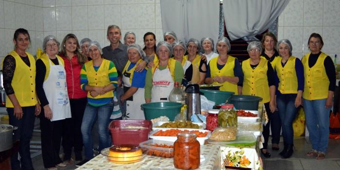 Festival da Gastronomia no Faxinal dos Porto em Candel�ria