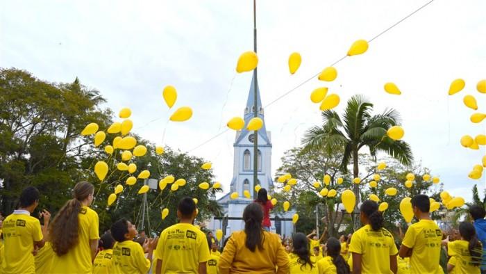 Dia Nacional contra o Abuso do Combate ao abuso e a exploração Sexual