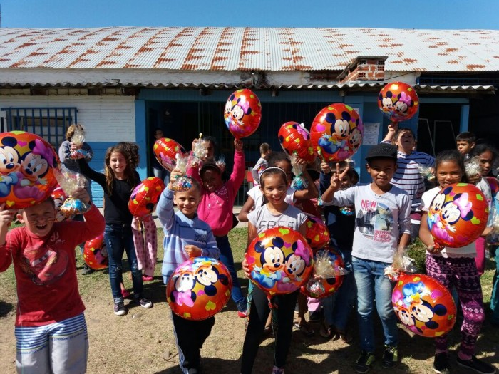 Projeto Sorriso na Escola