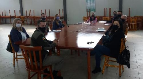 Reunião extraordinária do CMDCA