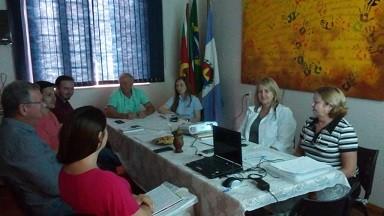 Reunião mensal do CMDCA